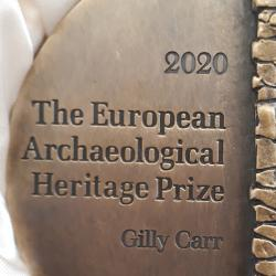 Read more at: Dr Gilly Carr awarded the European Heritage Prize