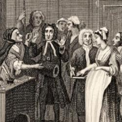 Read more at: ICE historian reveals difficulties faced by 18th century unmarried parents